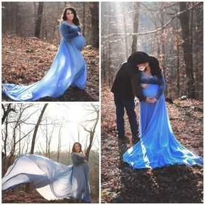 Maternity Photo Gown